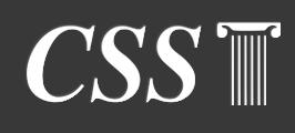 Centre for Social Studies Logo