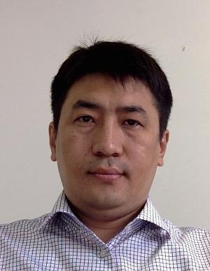 Shairbek Dzhuraev