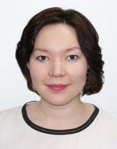Sofya Omarova